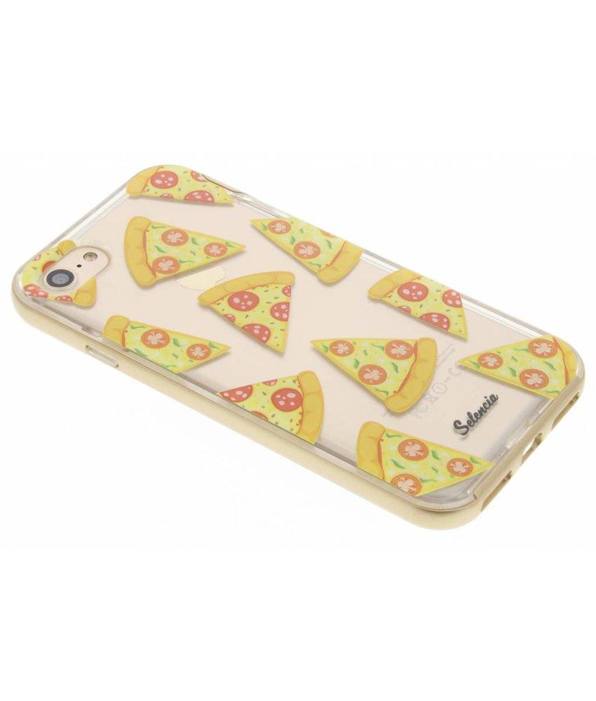 Selencia Foodies TPU hoesje iPhone 8 / 7