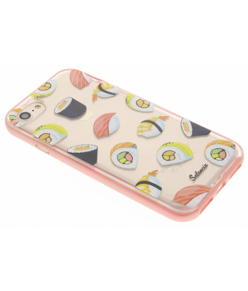 Selencia Foodies TPU hoesje iPhone 7