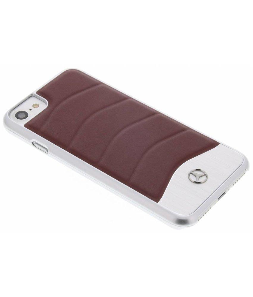 Mercedes-Benz Aluminium wave hardcase iPhone 8 / 7