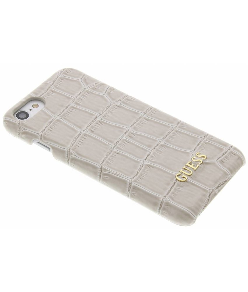 Guess Crocodile hardcase hoesje iPhone 8 / 7
