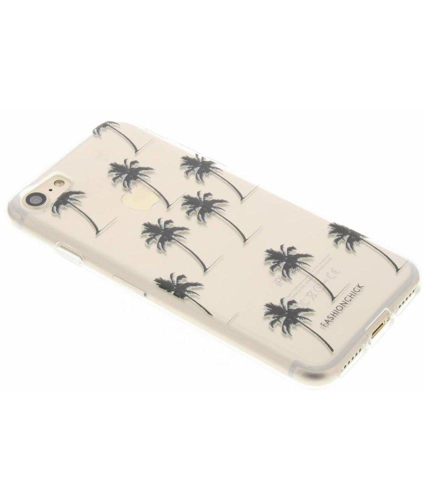 Fashionchick Palmtrees Softcase iPhone 7