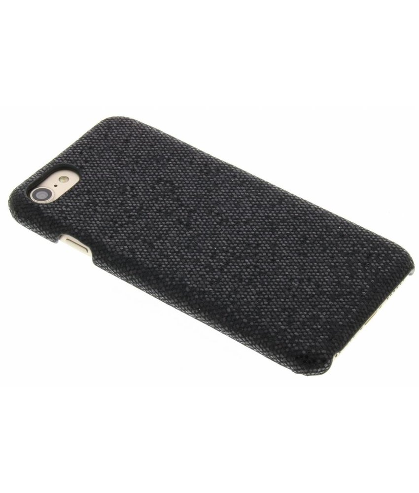 Zwart glamour design hardcase hoesje iPhone 7