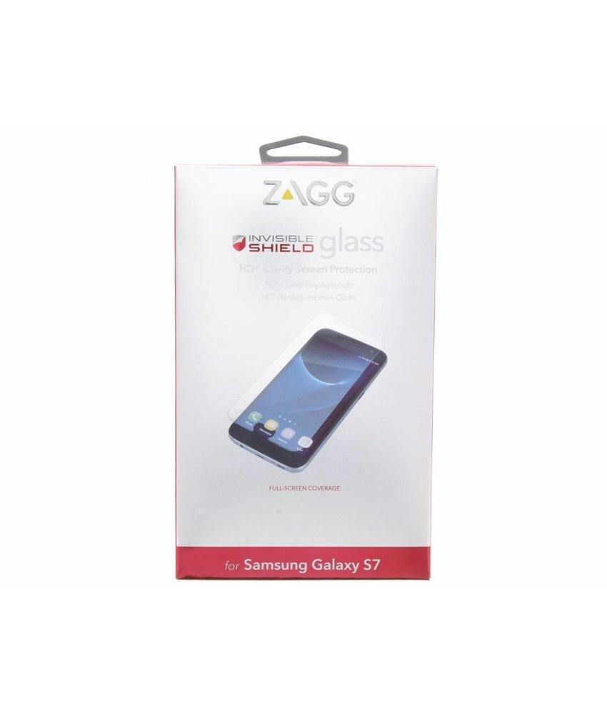 ZAGG Invisible Shield Glass screenprotector Samsung Galaxy S7