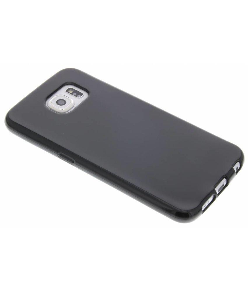 Zwart gel case Samsung Galaxy S6