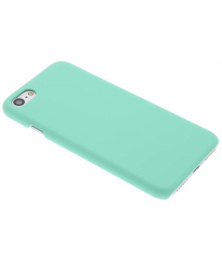 Mintgroen pastel hardcase hoesje iPhone 8 / 7