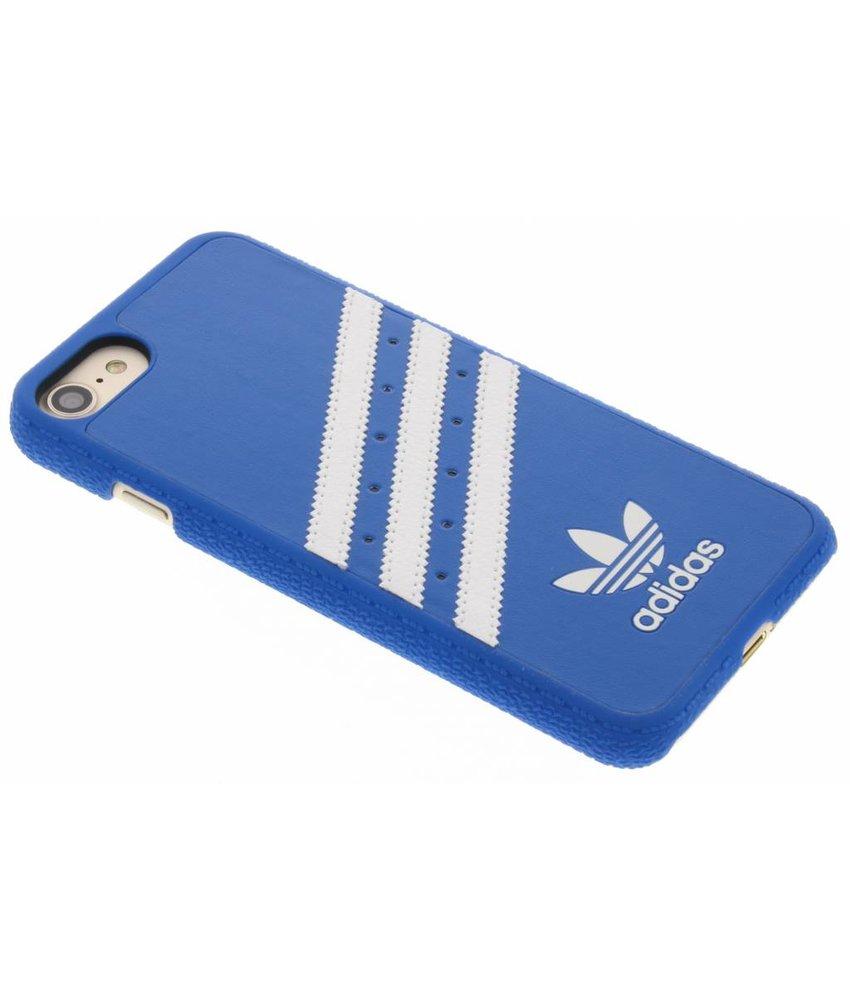 adidas Originals Basics Moulded Case iPhone 8 / 7 - Blauw