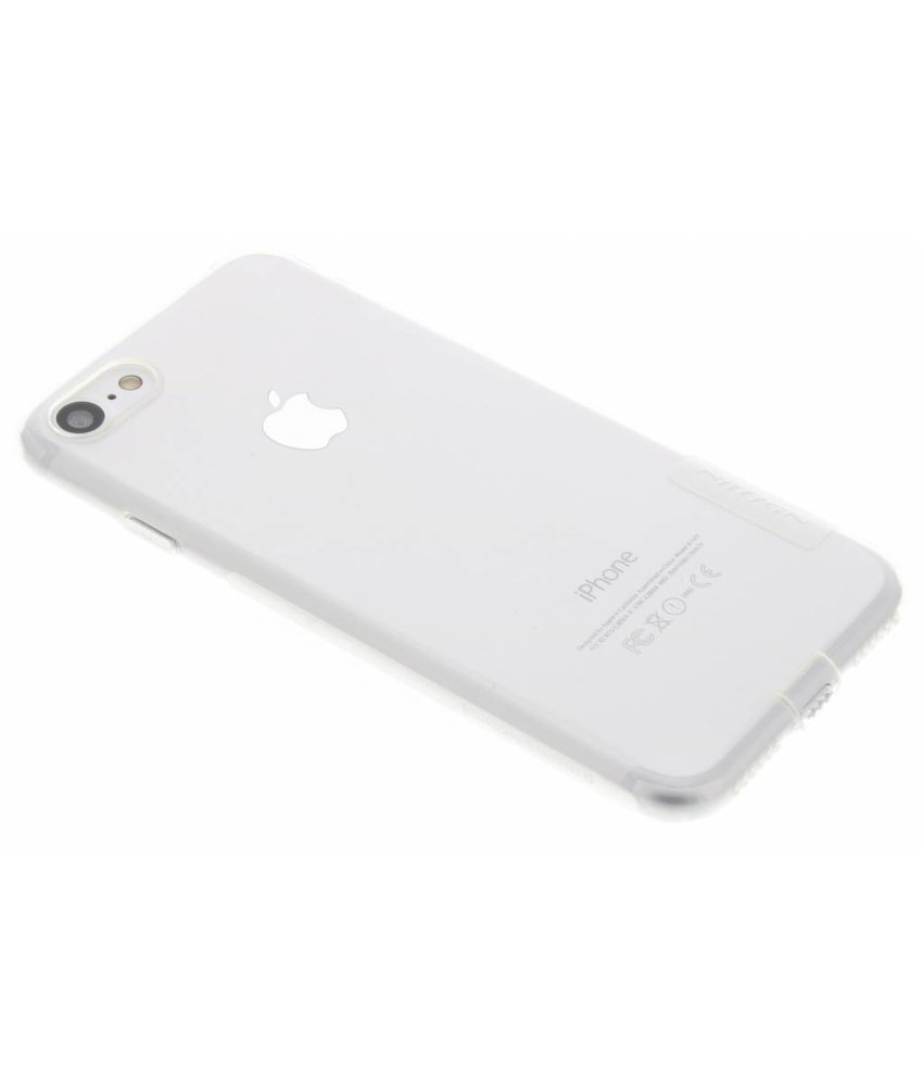 Nillkin Nature TPU case iPhone 8 / 7 - Transparant