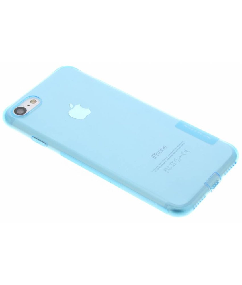 Nillkin Nature TPU case iPhone 7 - Blauw