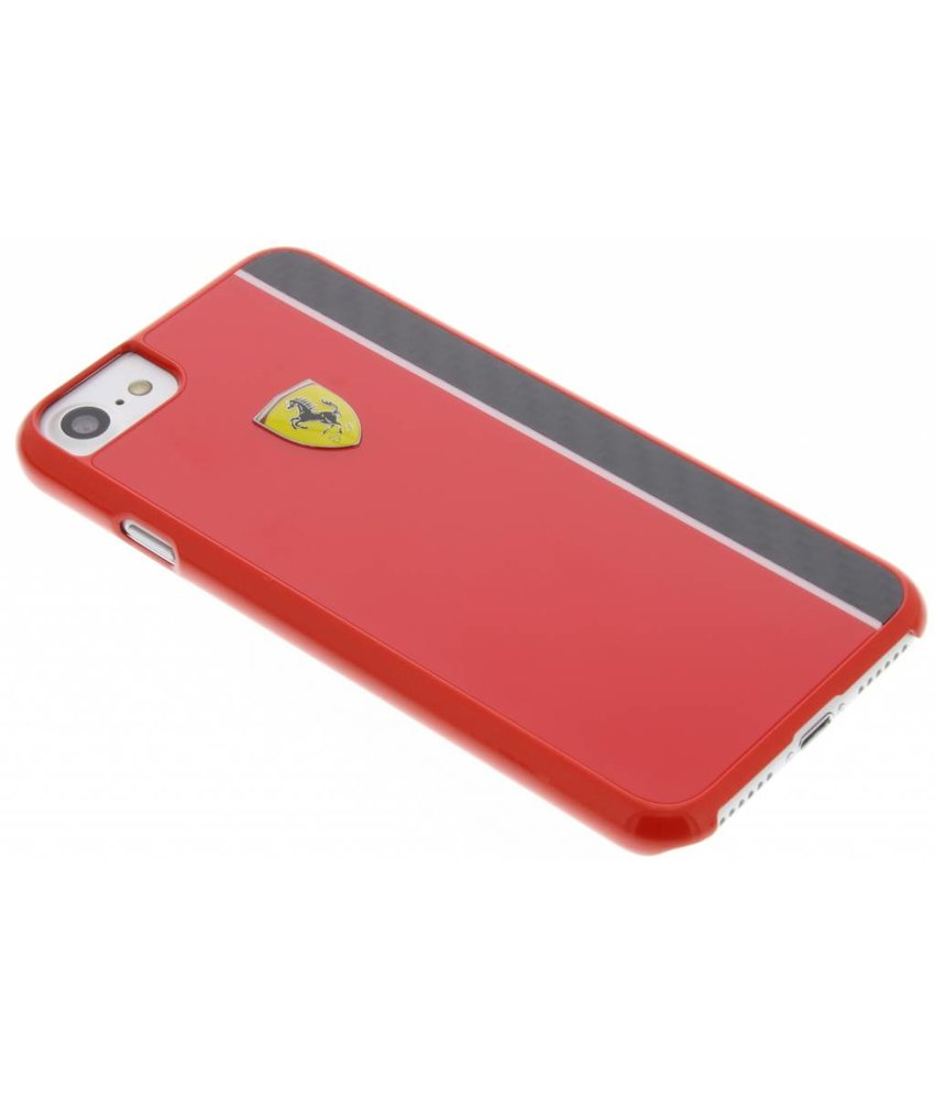 Ferrari Real Carbon Fiber Hard Case iPhone 8 / 7