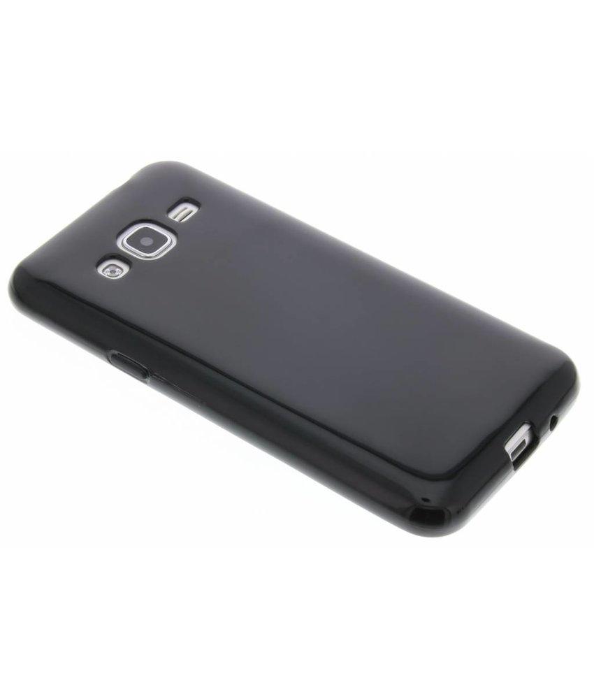 Zwart gel case Samsung Galaxy J3 / J3 (2016)