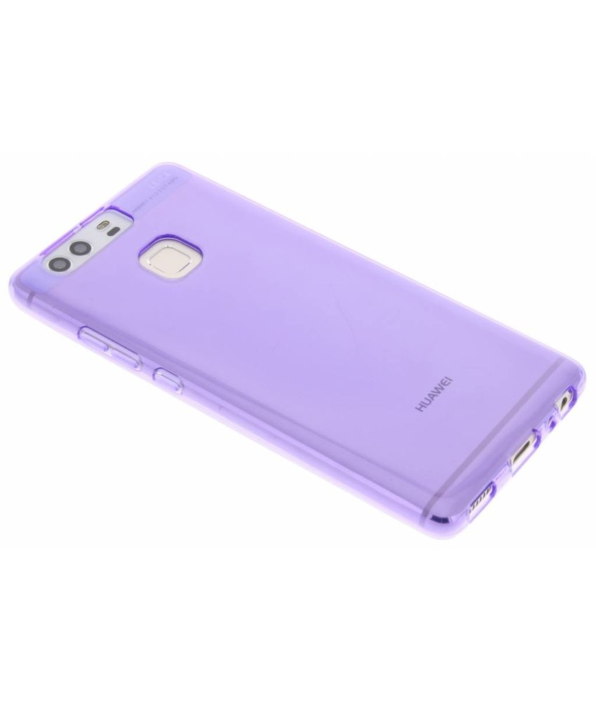 Transparant gel case Huawei P9