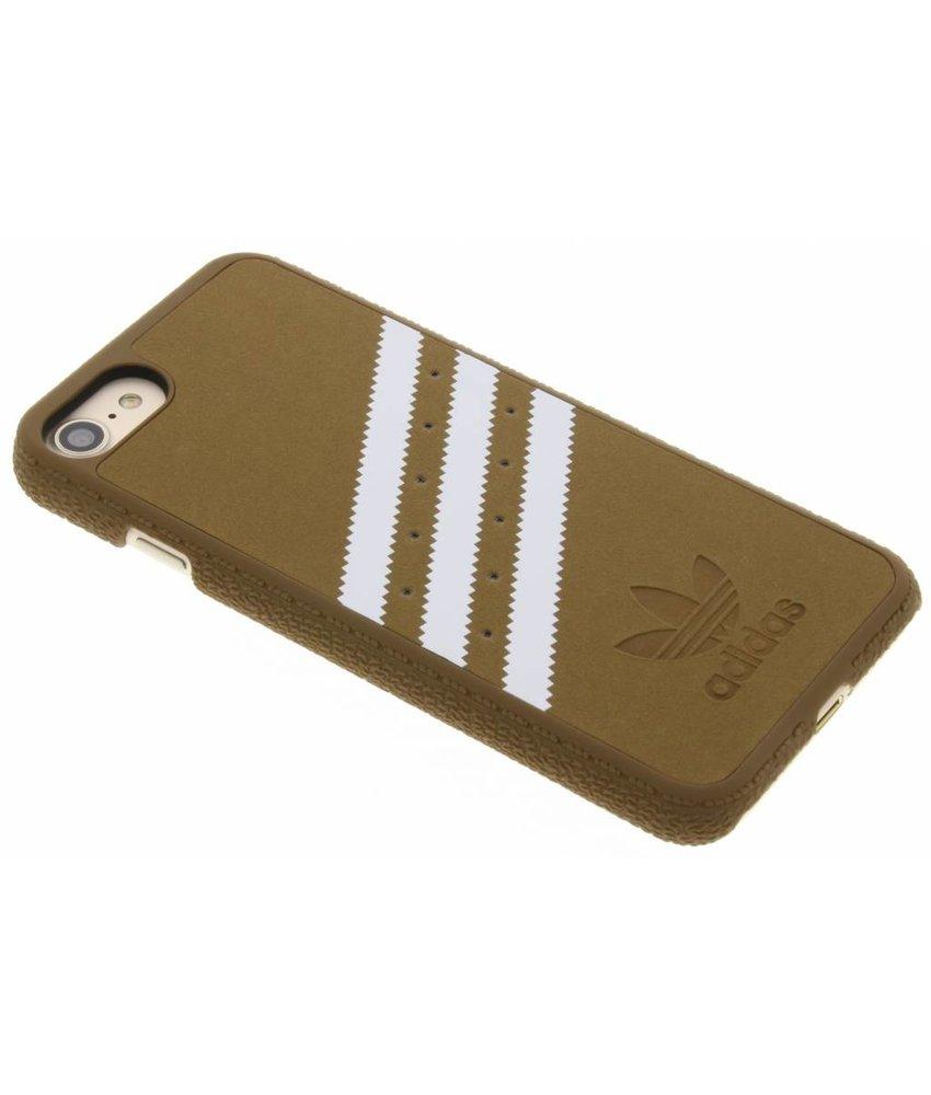 adidas Originals Coque Rigide Hard Case iPhone 8 / 7 - Bruin