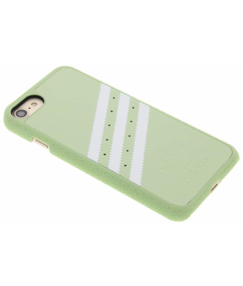 adidas Originals Coque Rigide Hard Case iPhone 8 / 7 - Lichtgroen