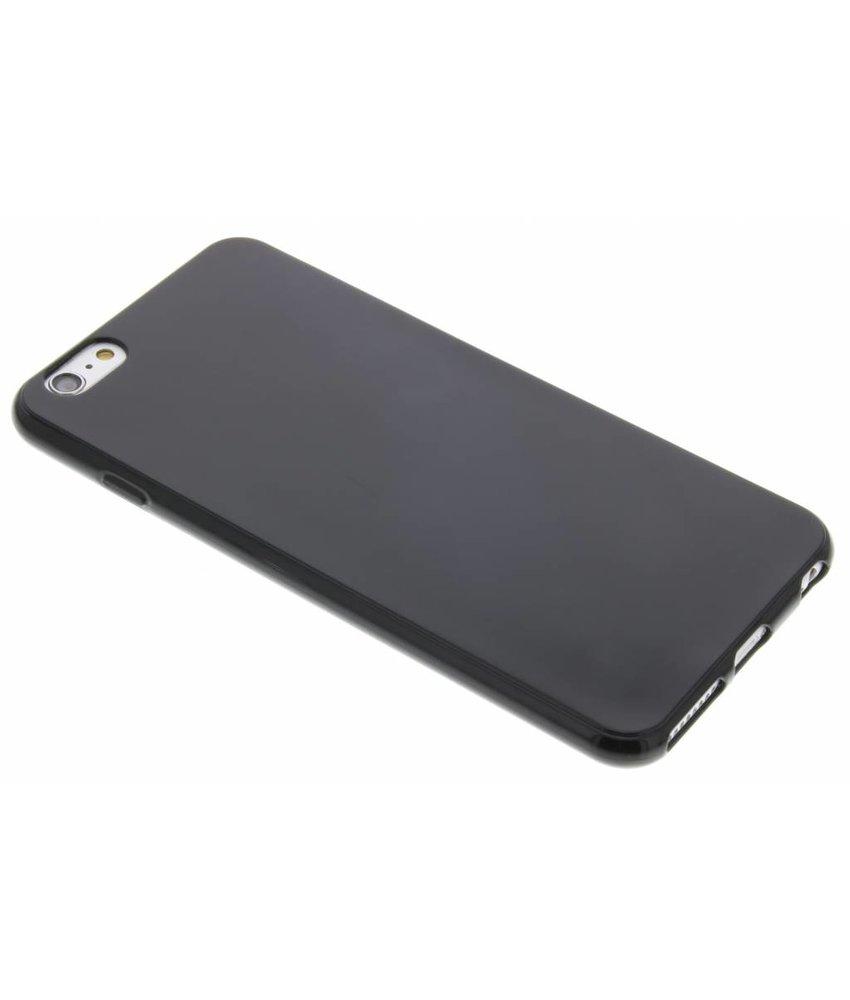 Zwart gel case iPhone 6(s) Plus