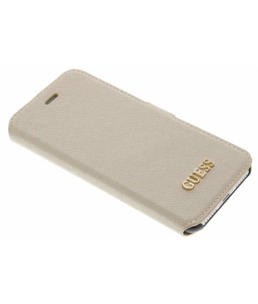 Guess Saffiano Collection Book Case iPhone 7