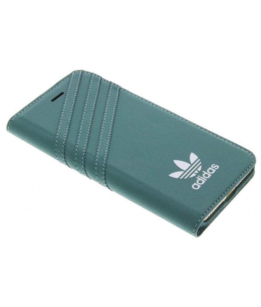 Adidas Originals Booklet Case iPhone 7 - Groen