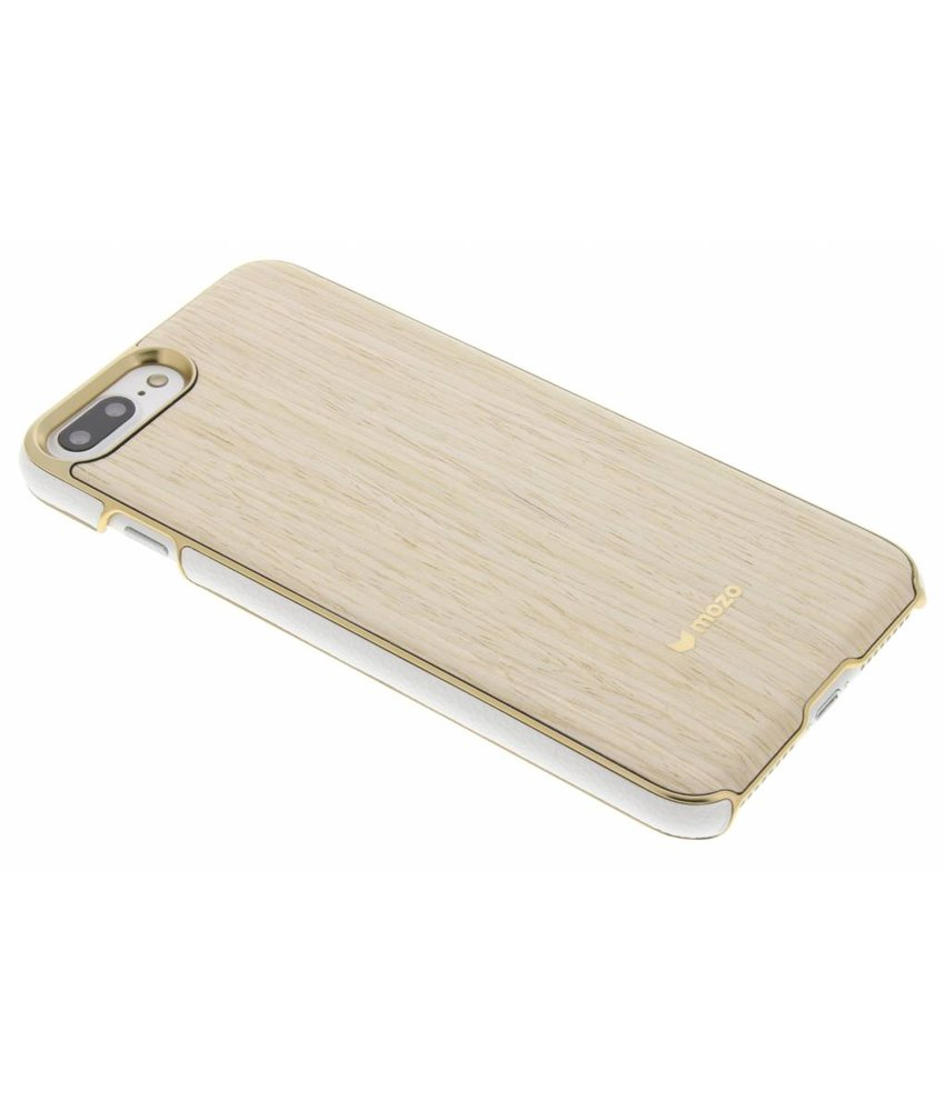 Mozo Wood Back Cover iPhone 8 Plus / 7 Plus