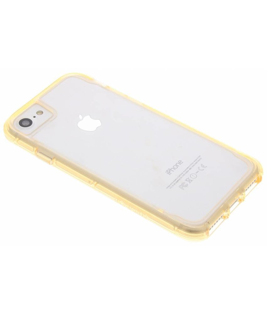 Griffin Survivor Clear Case iPhone 8 / 7 / 6s / 6 - Oranje