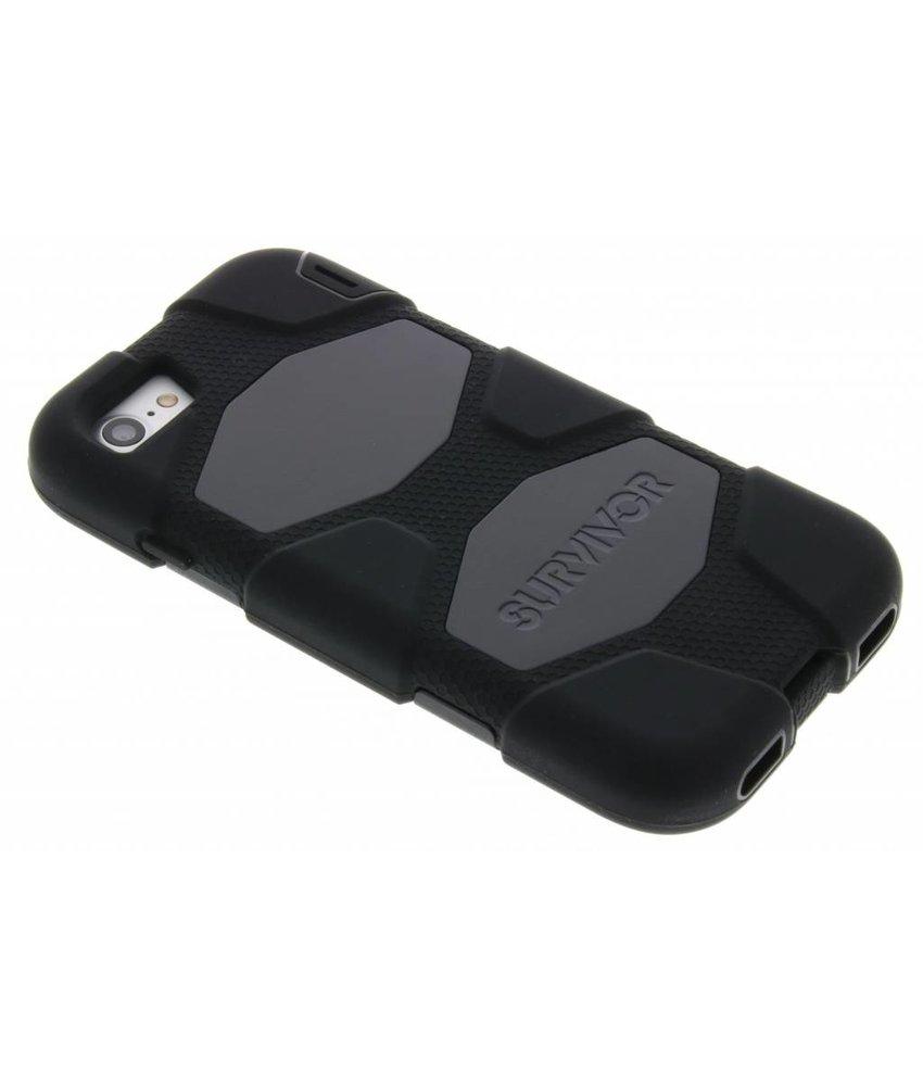 Griffin Survivor All-Terrain iPhone 8 / 7 / 6s / 6 - Zwart