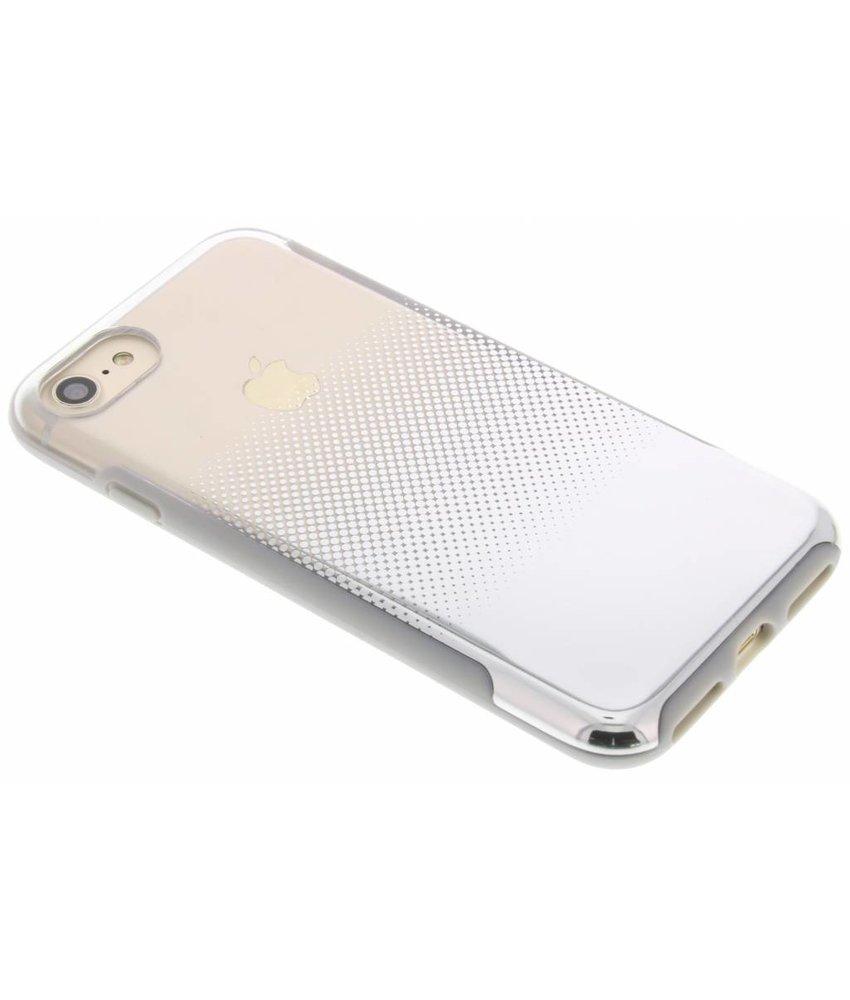 X-Doria Revel Case iPhone 8 / 7 - Zilver / Transparant