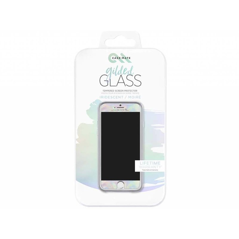 Case-Mate Glass screenprotector iPhone 8 / 7 / 6 / 6s