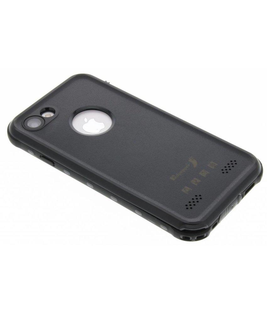 Redpepper Dot Waterproof Case iPhone 7 - Zwart