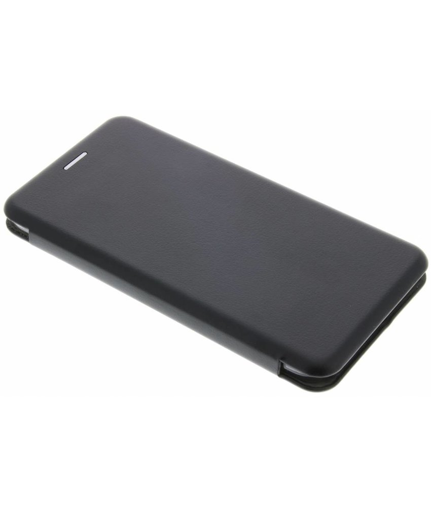 Zwart Slim Foliocase iPhone 8 / 7