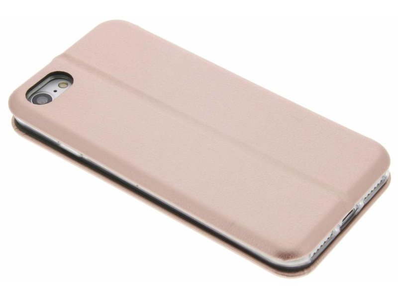 iPhone 7 hoesje - Rosé Slim Foliocase voor