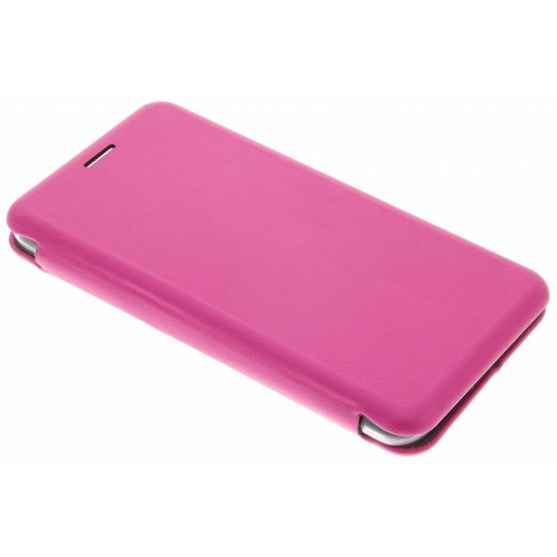 Roze Slim Foliocase iPhone 7