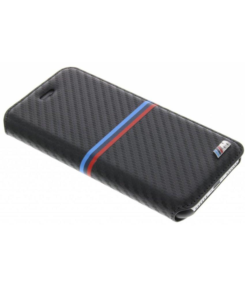 BMW M Booktype Case iPhone 7 - Zwart