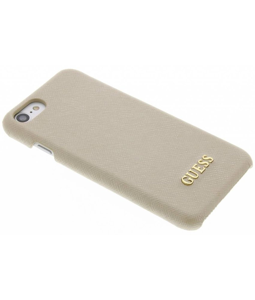 Guess Saffiano Collection Hard Case iPhone 8 / 7