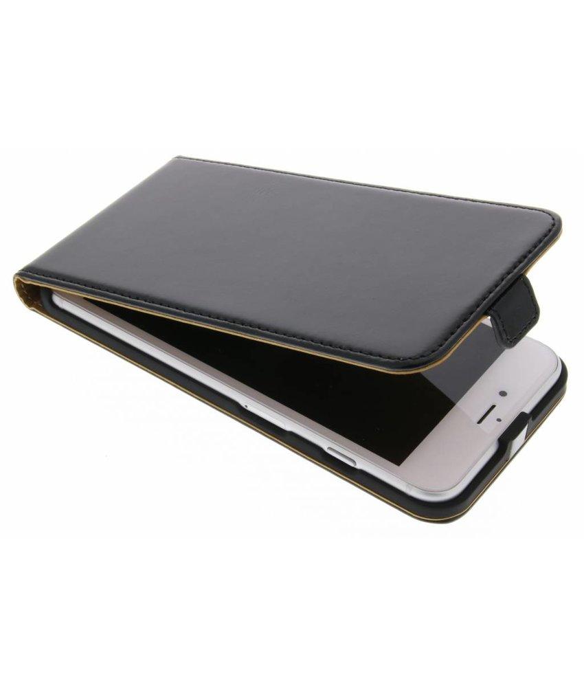 Selencia Luxe lederen Flipcase iPhone 7 Plus
