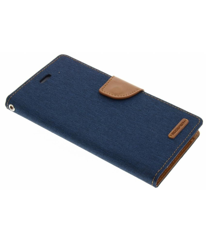 Mercury Goospery Canvas Diary Case iPhone 7 Plus