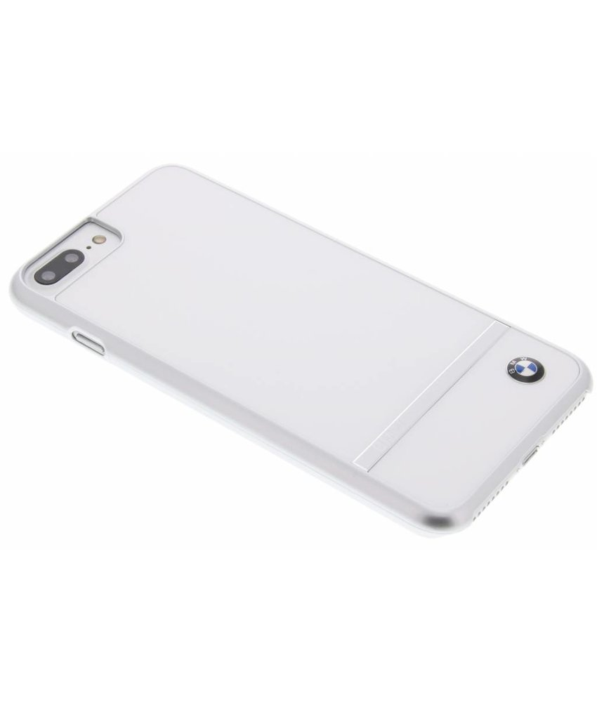 BMW Metalic Hard Case iPhone 8 Plus / 7 Plus - Wit