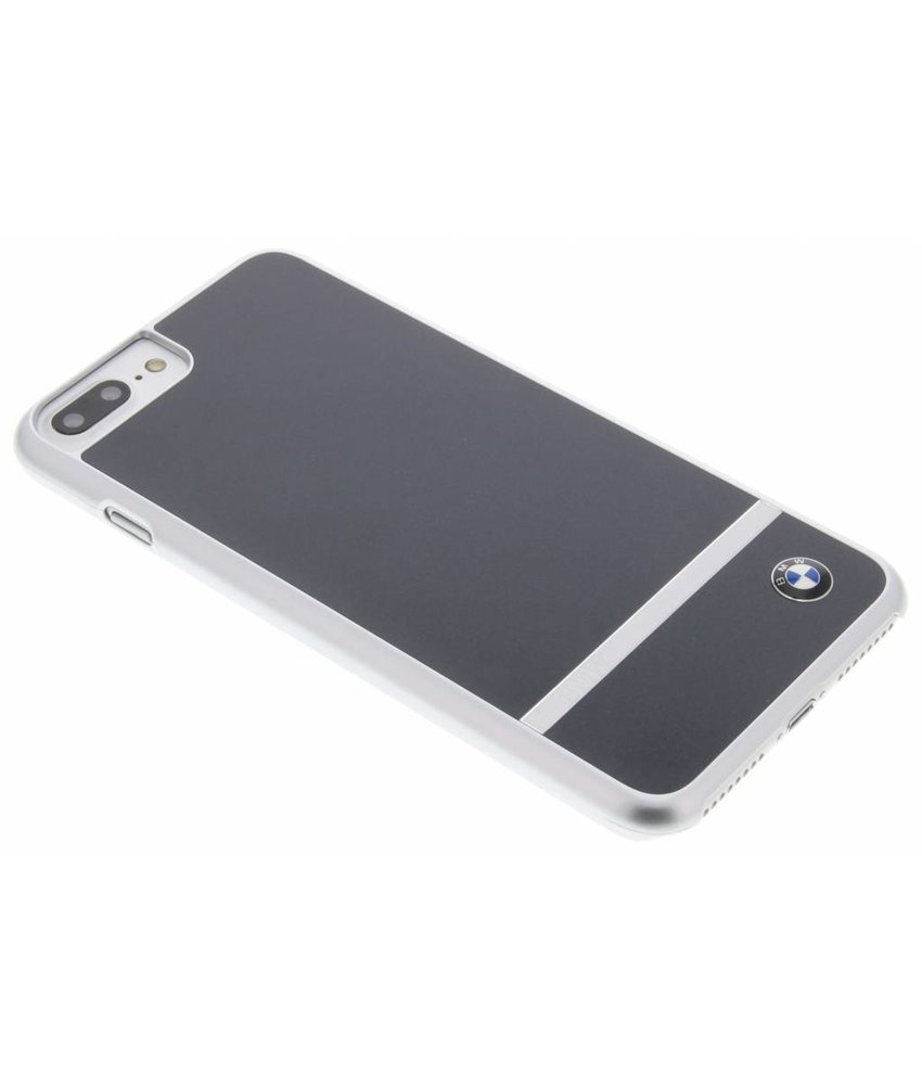 BMW Metalic Hard Case iPhone 8 Plus / 7 Plus - Zwart