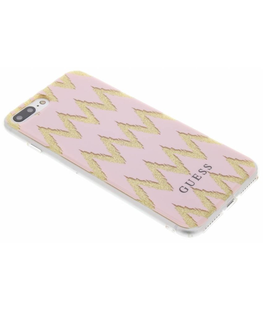 Guess Chevron Gel Case iPhone 7 Plus
