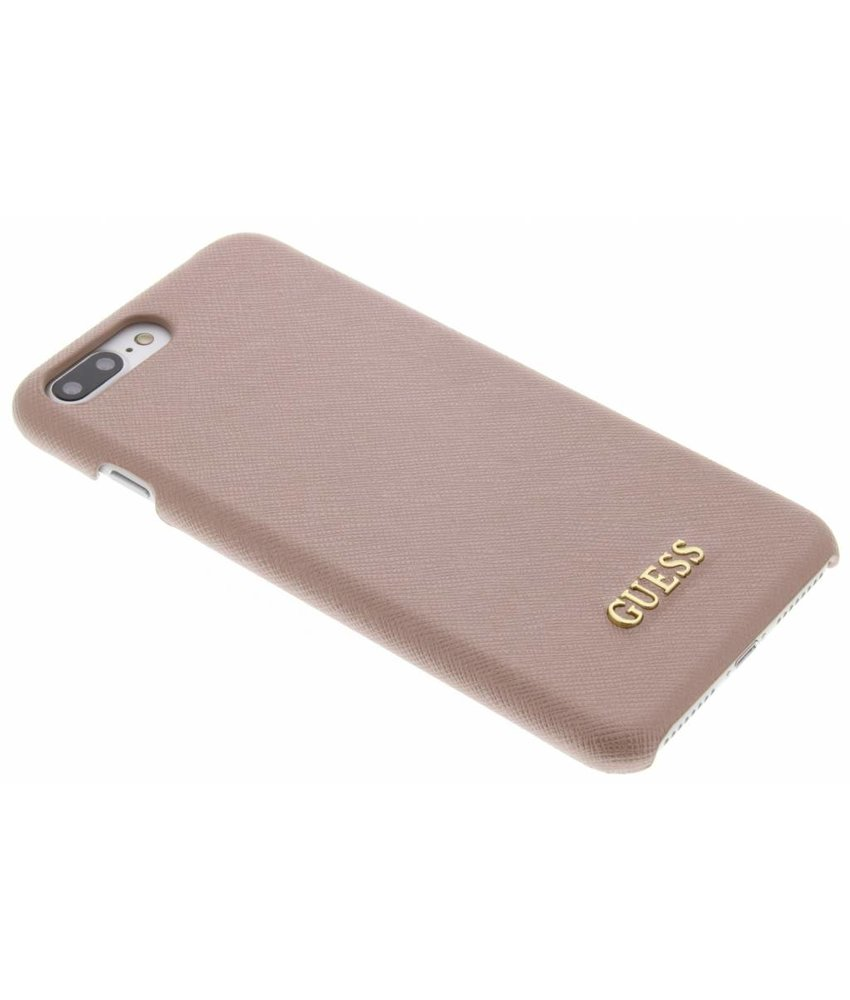 Guess Saffiano Collection Hard Case iPhone 8 Plus / 7 Plus