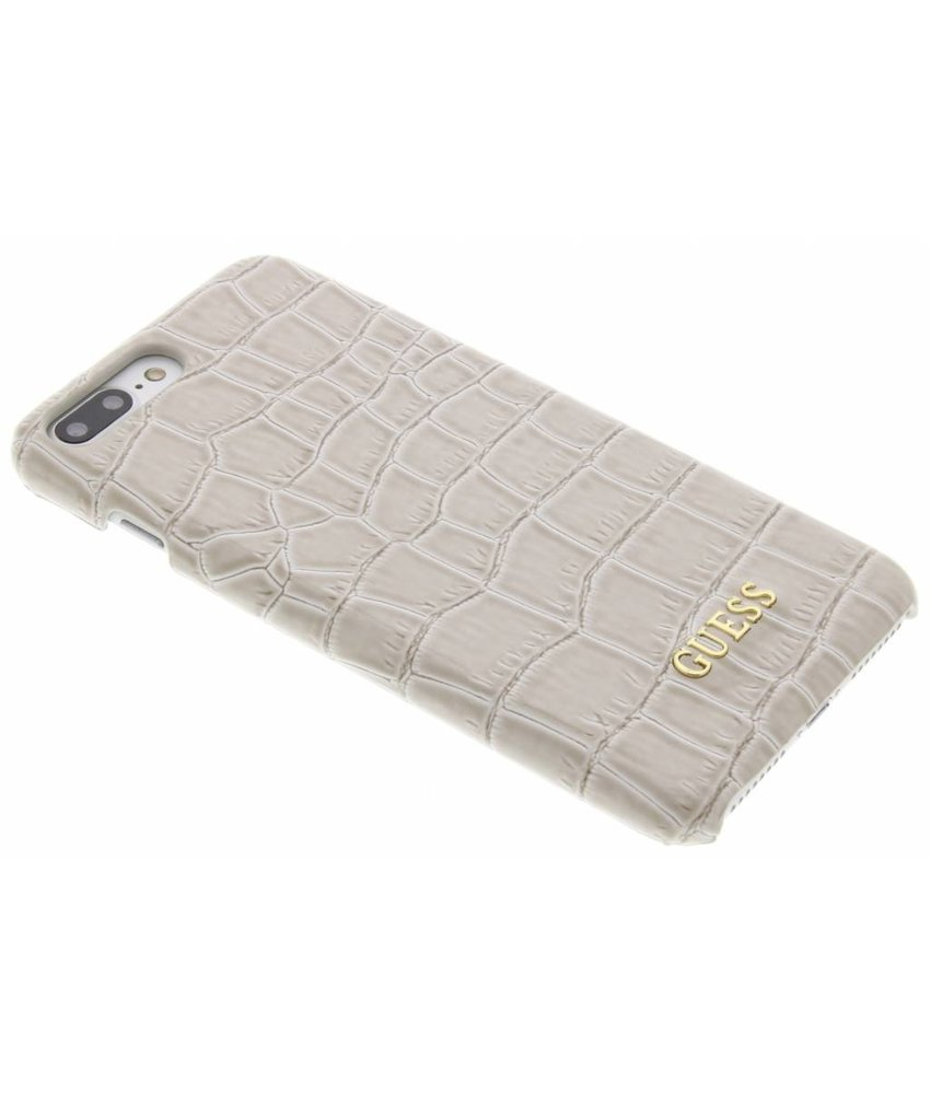Guess Crocodile hardcase hoesje iPhone 8 Plus / 7 Plus