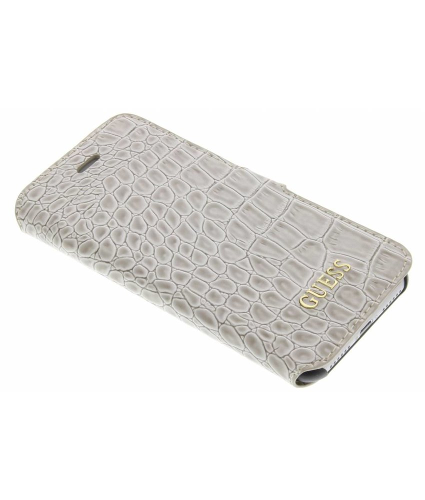 Guess Croco Book Case iPhone 8 Plus / 7 Plus