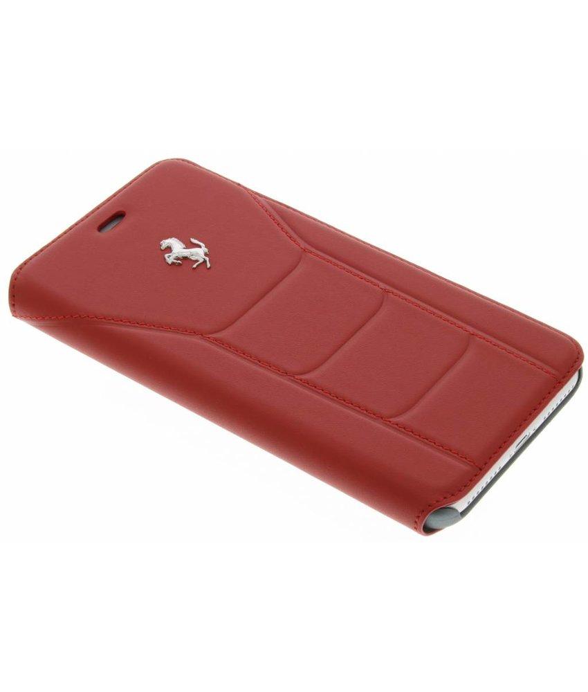 Ferrari Leather Booktype Case iPhone 8 Plus / 7 Plus