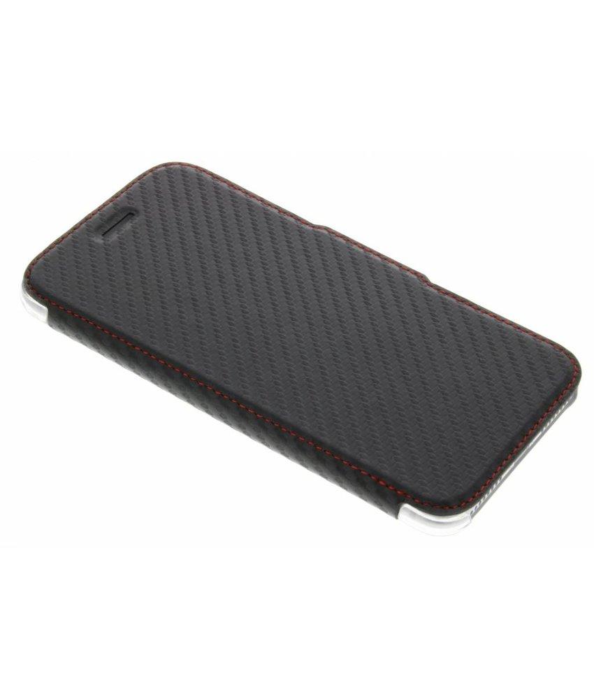 X-Doria Engage Folio Booklet Carbon iPhone 7 Plus - Zwart