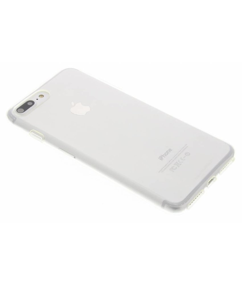 Accezz TPU Clear Cover iPhone 7 Plus - Transparant