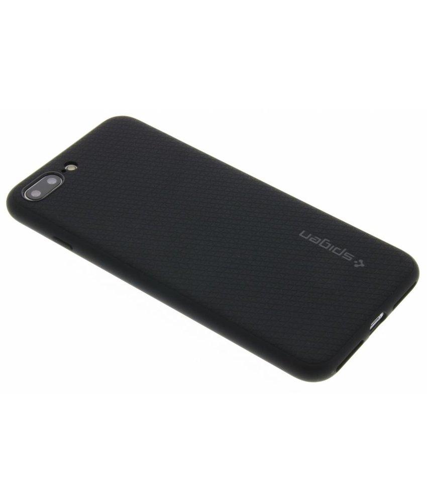 Spigen Liquid Armor Case iPhone 8 Plus / 7 Plus - Zwart