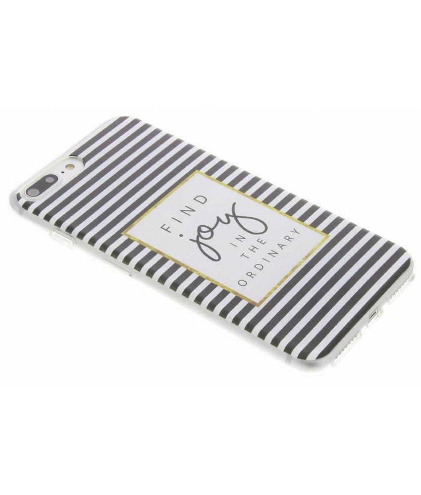 Design TPU siliconen hoesje iPhone 7 Plus
