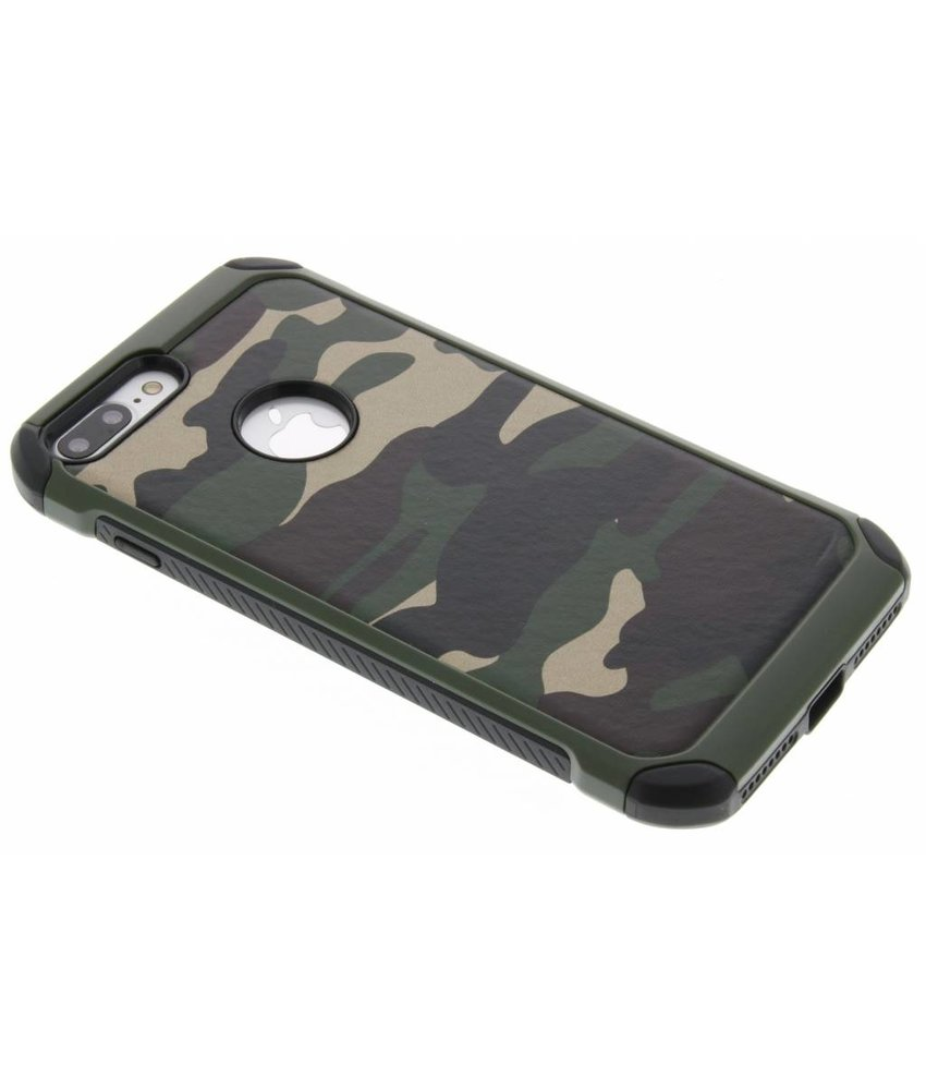 Army defender hardcase hoesje iPhone 7 Plus