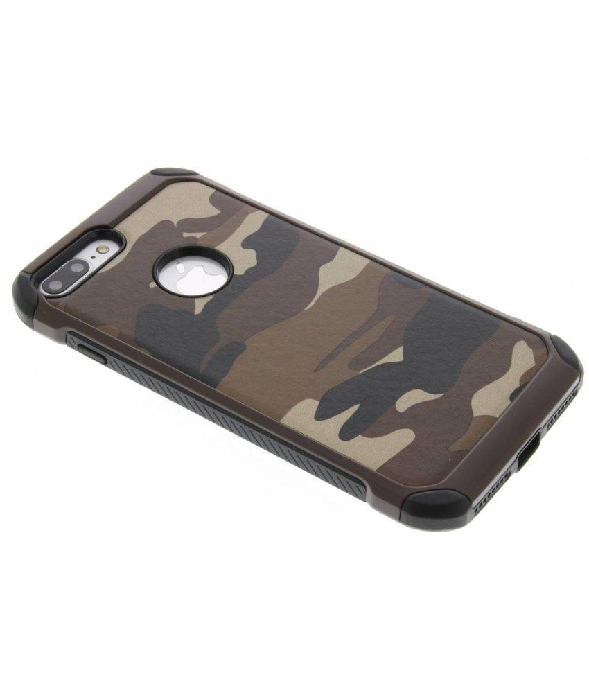 Army defender hardcase hoesje iPhone 8 Plus / 7 Plus