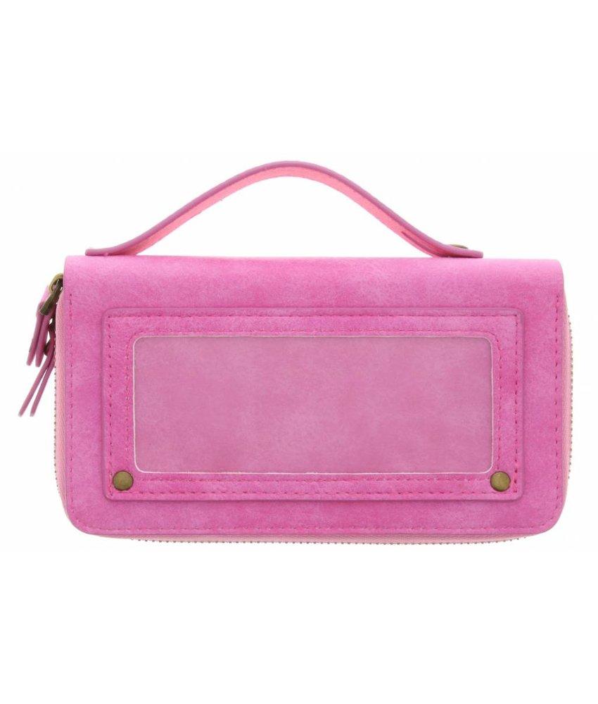 Roze Ultimate Wallet Case iPhone 7 Plus