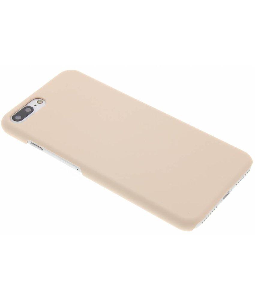 Poederroze pastel hardcase hoesje iPhone 8 Plus / 7 Plus
