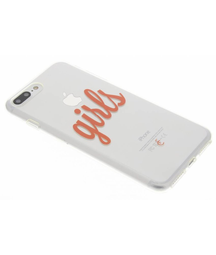 Fabienne Chapot Girls Softcase iPhone 7 Plus