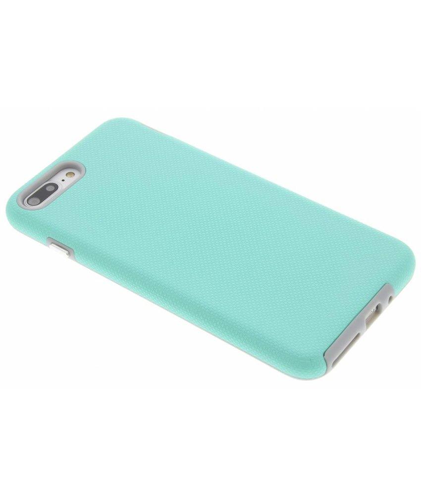 Mintgroen rugged case iPhone 7 Plus